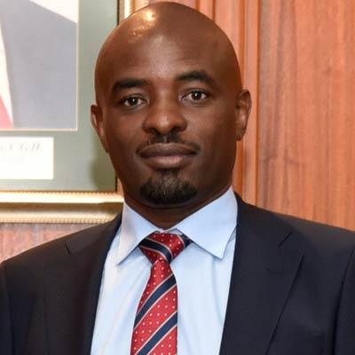 Gerald M. Nyakwawa